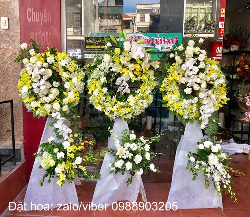 Hoa Tang lễ đầy ý nghĩa khi sử dụng hoa lan