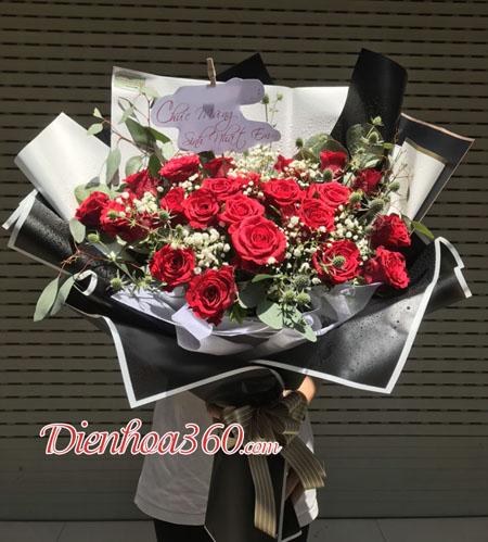 Điện hoa sinh nhật giao hoa tận nơi