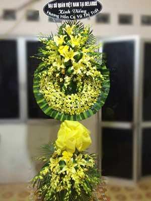 Cung cấp hoa nhà tang lễ