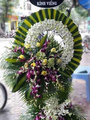Đặt hoa tang lễ Hà Nội