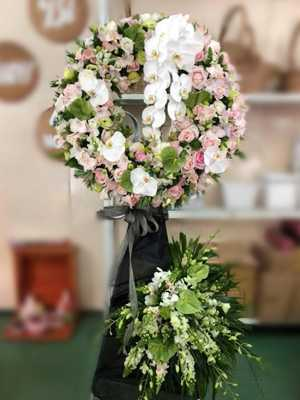 Đặt hoa tang lễ TP HCM