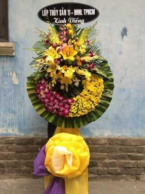 Địa chỉ đặt hoa chia buồn uy tín