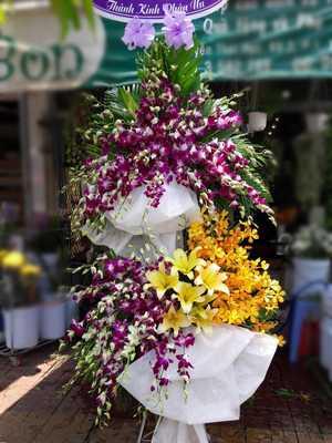 Địa chỉ mua hoa tang lễ rẻ đẹp
