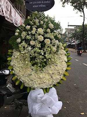 Điện hoa chia buồn giao hoa tận nhà