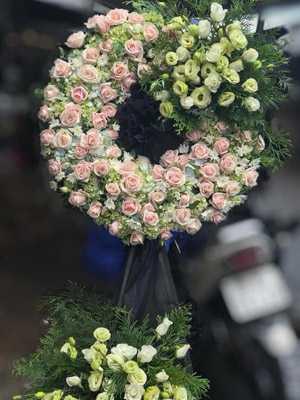 Hoa chia buồn hoa hồng