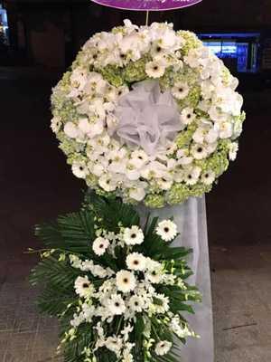 Hoa cho người mất trẻ
