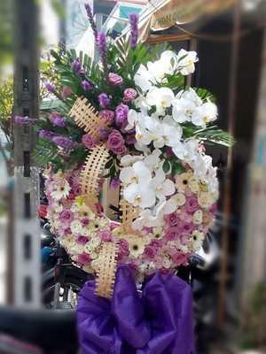 Hoa phúng viếng đẹp nhất