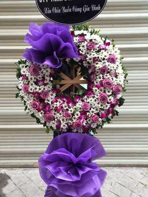 Hoa phúng viếng đẹp