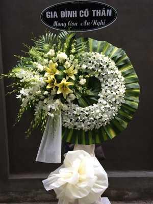 Hoa tang lễ đẹp giá rẻ