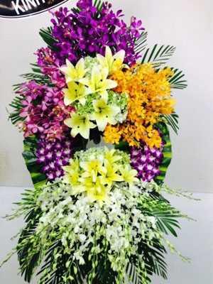 Hoa tang lễ quận hoàng mai
